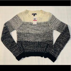 Freshman Women's Cropped Sweater SIZE XS